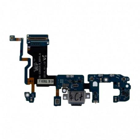 Fita Flex Conetor MicroUSB Samsung G960 Galaxy S9, Original, GH97-21684A