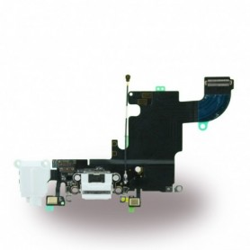 Spare Part, Flex Cable System Connector, Apple iPhone 6s, Silver, CY118141