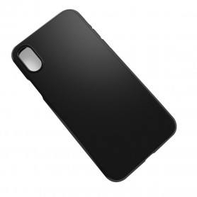 Cyoo Silicone Cover iPhone Xs Max Black, CY120277