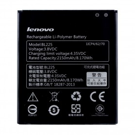 Lenovo Li-Ion-Poly Battery BL-225 S580, A858T, A785e 2750mAh