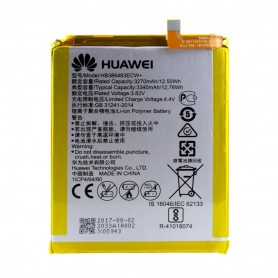 Huawei HB386483ECW Lithium-Ion Battery Honor 6X, G9 Plus, Nova Plus 3340mAh