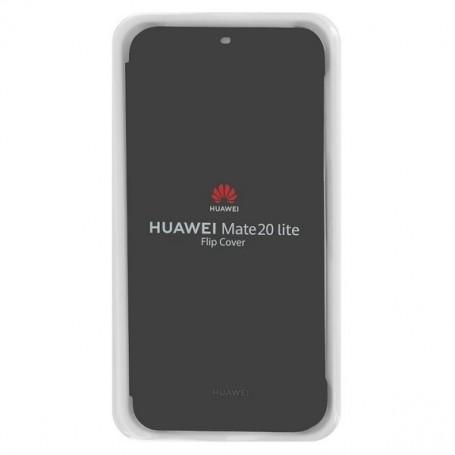 Huawei Wallet Hardcover Huawei Mate 20 Lite Black, 51992567
