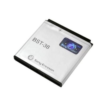 SonyEricsson, BST-38, Li-Polymer Battery, Yendo, 930mAh, DPY901649