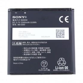 Bateria Sony BA950 Xperia ZR, Xperia ZR LTE, C5502, C5503 2300 mAh Li-Pol, Original