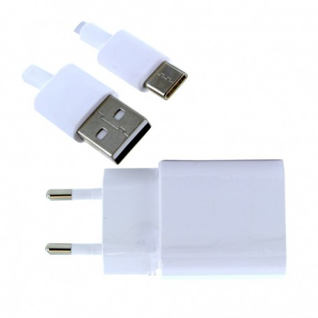 Huawei HW-050200E01 charger + Data cable USB Type C white