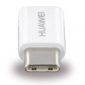 Huawei AP52 MicroUSB to USB Type C Adapter white, 4071259