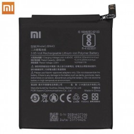 Xiaomi, BN43, Xiaomi Redmi Note 4X, 4, 4100mAh, Lithium Ionen Battery