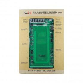 Verificardor de Baterias Kaisi K-9201 Apple IPhones 4G / 4S / 5G / 5S / 5C Apple IPhone Bateria tester