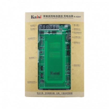 Verificardor de Baterias Kaisi, K-9201, Apple IPhones 4G/4S/5G/5S/5C, Apple IPhone tester