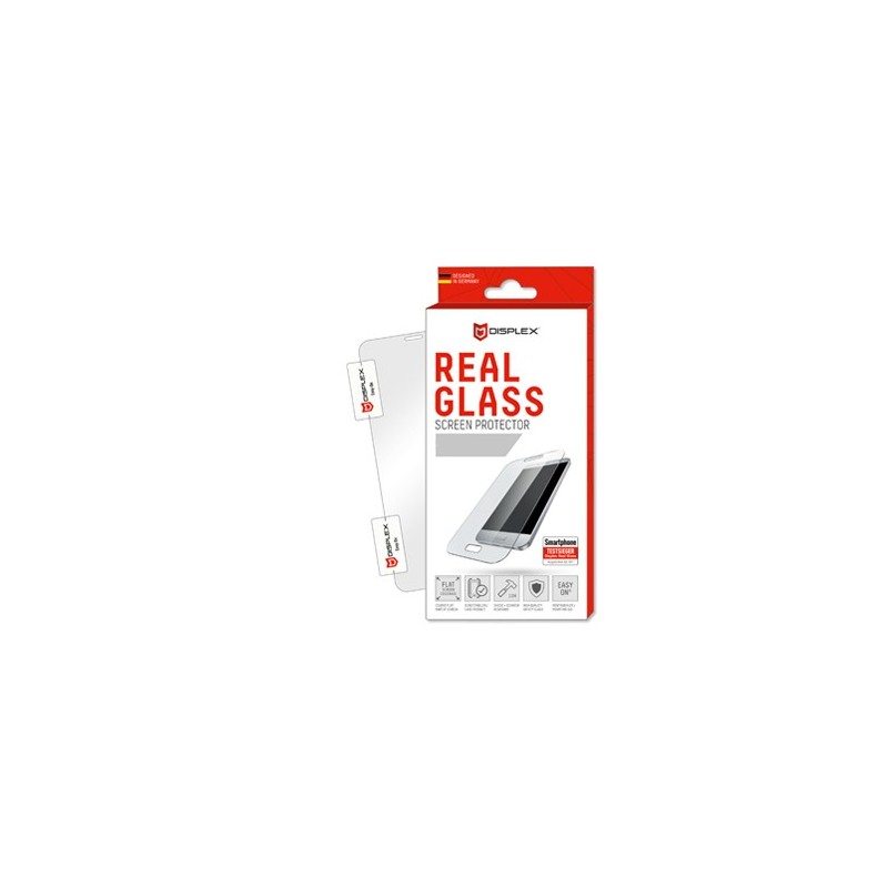 Displex Real Glass 0,33mm + Frame Samsung A605F Galaxy A6 Plus - Screen  glass Protectors, 1039