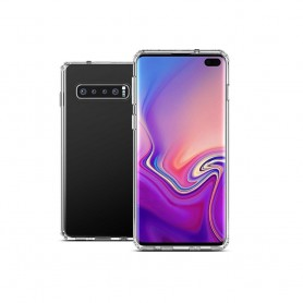 Cyoo Silicone Case Samsung G975F Galaxy S10 Plus Ultra Slim transparent, CY120674