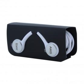 Auscultadores Samsung, AKG /, 3.5mm, Branco, Original, GH59-14984A