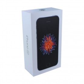 Apple iPhone SE Original Packaging WITHOUT device and accessories Black