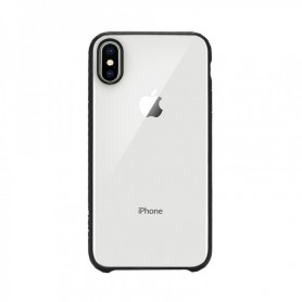 Incase PopCase Cover Clear iPhone X / Xs Clear / Black, INPH190382-BLK