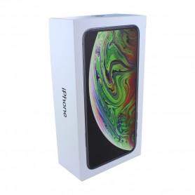Caixa Apple iPhone Xs Max, SEM equipamento e acessórios, Preto, Original