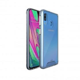 Capa em Silicone Cyoo, Samsung A405F Galaxy A40, Ultra-fino, Transparente, CY120858