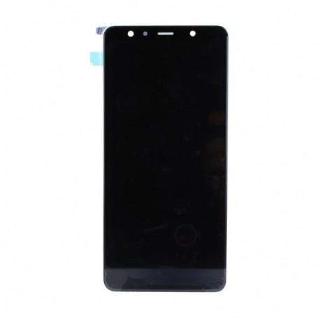Samsung A750F Galaxy A7 (2018) LCD Display / Touch Screen Black, GH96-12078A