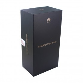 Huawei Mate 20 Lite Original accessories Box WITHOUT device