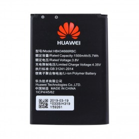 Huawei, HB434666RBC, Li-Ion Polymer battery, E5573, E5577 R216, 1500mAh