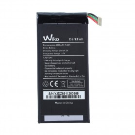 Wiko, Li-ion Battery, Darkfull, 2000mAh, JDZ8911260988