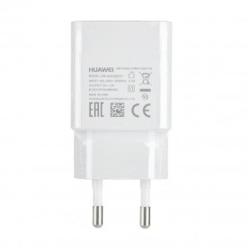 Huawei, HW-050200E01, USB Charger / Adapter, 2A, White