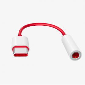 Oneplus Original Adapter USB Type C to 3,5mm Jack, 2180602