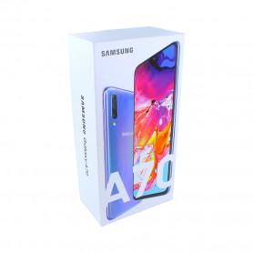 Caixa de Acessórios Samsung, A705F Galaxy A70, SEM equipamento, Original