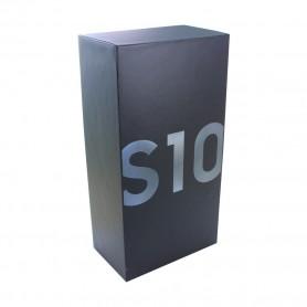 Caixa Samsung, G973F Galaxy S10, com acessórios, SEM equipamento, Original