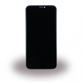 Módulo do Ecrã Completo Cyoo, High-End, Apple iPhone X, Preto, CY121255