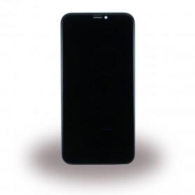 Módulo do Ecrã Completo Cyoo, High-End, Apple iPhone Xr, Preto, CY121256