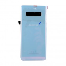 Tampa Traseira Samsung, GH82-18452F, G970F Galaxy S10e, Branco, Original