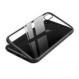 Capa Cyoo Magnet Apple iPhone 6.5 XS Max, Preto, CY120332