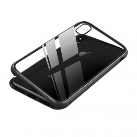 Cyoo Magnet Cover Apple iPhone 6.5 XS Max black, CY120332