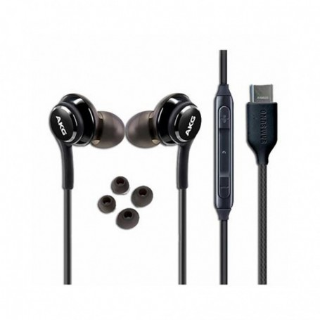 Samsung Original AKG In-Ear Type C Headse Black, GH59-15106A / 15198A