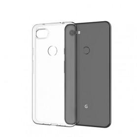 Capa em Silicone Cyoo, Ultra-fino, Google Pixel 3, Transparente, CY121550