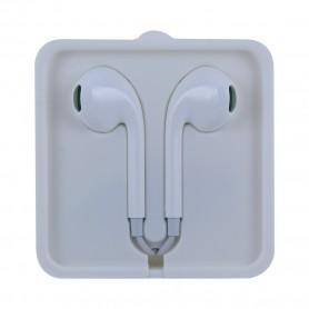 OPPO, Original Stereo Headset 3.5mm, White, 1692