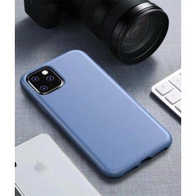 Hard Case Cyoo BioCase iPhone 11 Pro Max Blue, CY121590