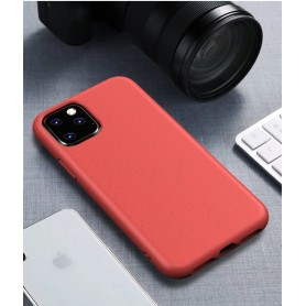 Hard Case Cyoo BioCase iPhone 11 Pro Max Red, CY121591