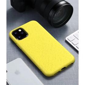 Hard Case Cyoo BioCase iPhone 11 Pro Max Yellow, CY121592