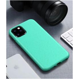 Hard Case Cyoo BioCase iPhone 11 Pro Max Cyan, CY121593
