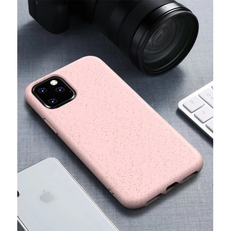 Hard Case Cyoo BioCase iPhone 11 Pro Max Pink, CY121594