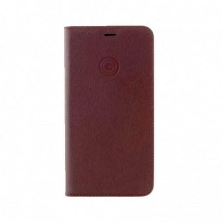 Mike Galeli, Marc Genuine Leather Handmade Book Case, N960F Galaxy Note 9, Red, MARCNOTE9N-M02