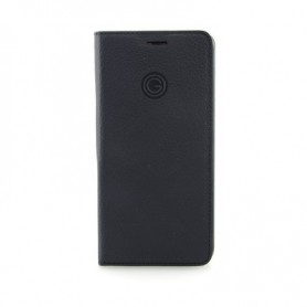 Mike Galeli Marc Genuine Leather Handmade Book Case Samsung N960F Galaxy Note 9 black, MARCNOTE9N-M01