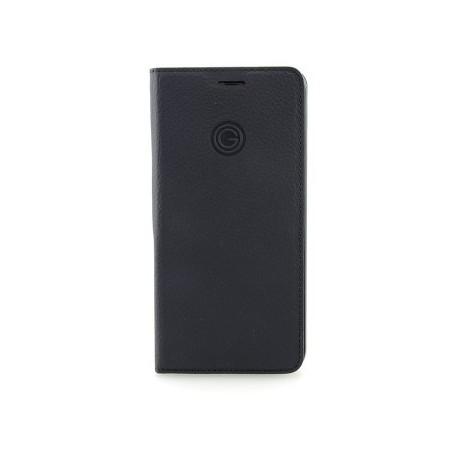 Mike Galeli, Marc Genuine Leather Handmade Book Case, Samsung N960F Galaxy Note 9, black, MARCNOTE9N-M01