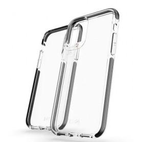 Capa Gear4, Piccadilly D30, Samsung N960F Galaxy Note 9, Transparente e Preto, SN9PICBLK
