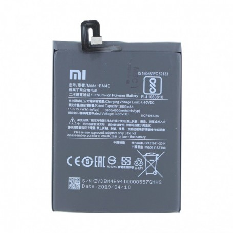 Xiaomi BM4E Xiaomi Mi Pocophone F1 4000mAh Lithium Ionen battery