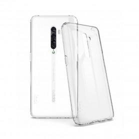 Case OPPO, Original Silicone Cover, OPPO A9 2020, Transparent, Cover