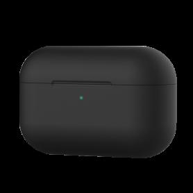 Cyoo, Premium Silicone Cover, Apple AirPods Pro, Black, CY121754
