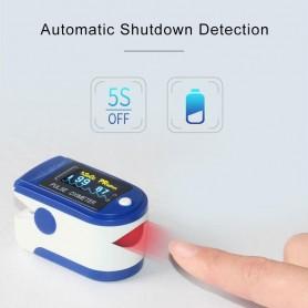 CYOO, Blood Oxygen Monitor, Blue, CY121757
