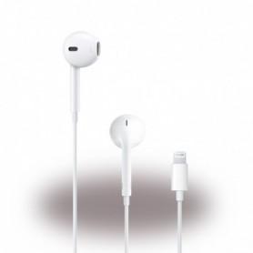 Apple, MMTN2ZM/A EarPods, In-Ear Headset / Headphone, Lightning Connector, White